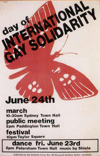 05 Day of International Gay Solidarity poster
